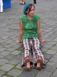 barefoot girl 2