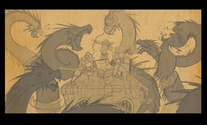 Hydra by lelaiquendi
