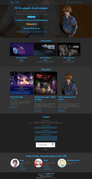 Showcase-personal-portfolio-website-kuroisalva