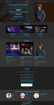 Showcase-personal-portfolio-website-kuroisalva