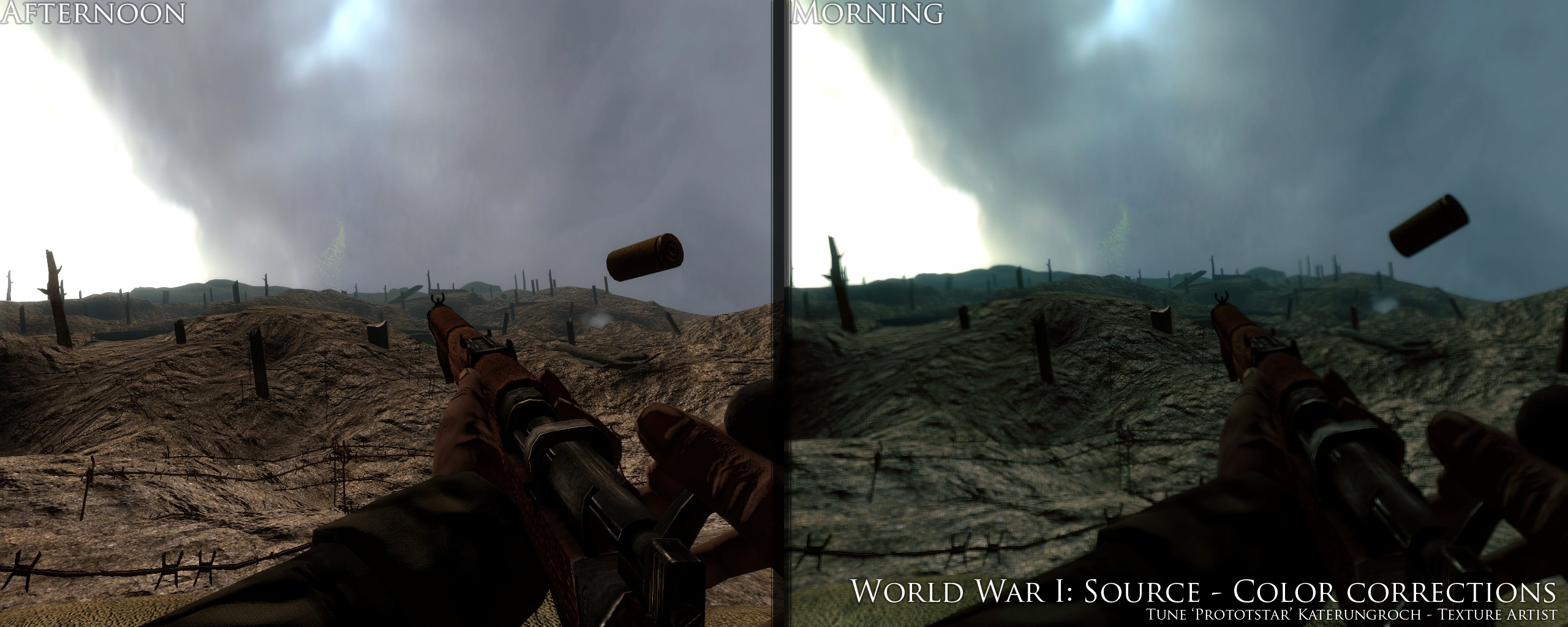 WWI:S Color Correction Test 1 by Prototstar on DeviantArt