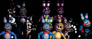 All The Toy Bonnie