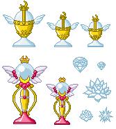 SailorMoon_items_set by Verdy-K