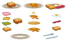 :Food: Breakfast by Verdy-K