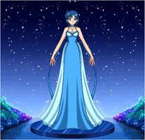 Princess Mercury by Verdy-K