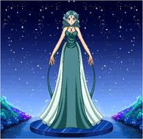 Princess Neptun by Verdy-K