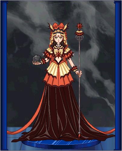 Queen Badiane by Verdy-K