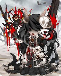 Death Empress by Verdy-K