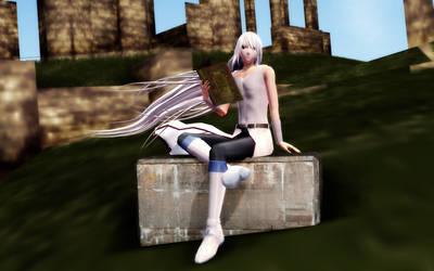 Elf WIP by Verdy-K