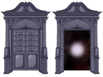 Space Time Door