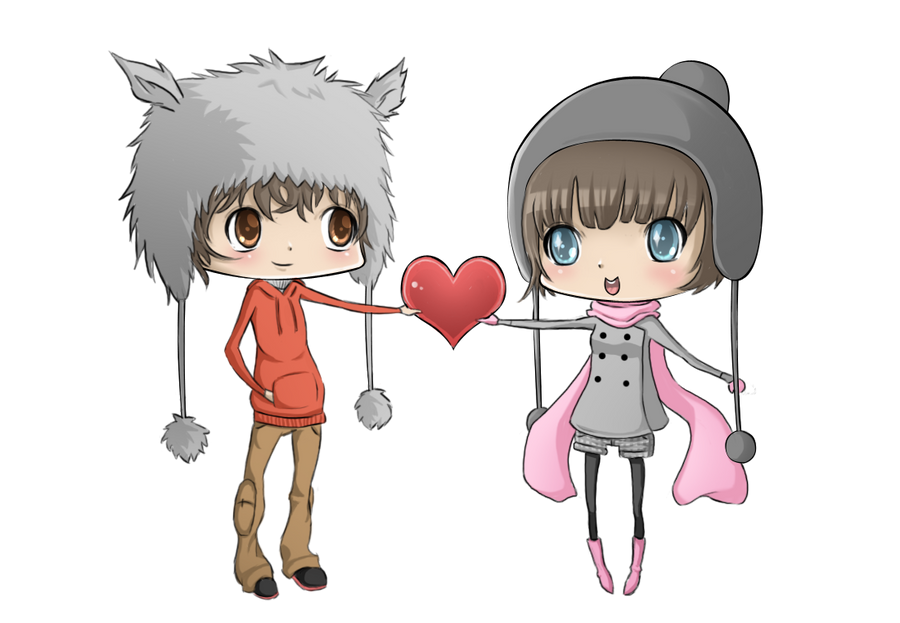 Chibi Anime Love Pictures, Images & Photos | Photobucket  |Chibi Love Anime