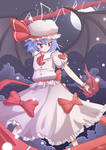 The Scarlet Devil - Remilia Scarlet