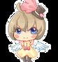 Little Lolita Angel pixel art by Puffyko