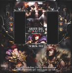 Sett Of Heracles - League of Legends by Odorare-Design
