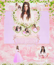 Adelaine Kane - Reign - Layout by Odorare-Design