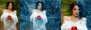 Snow Manipulation Tutorial by dhruvalmodi
