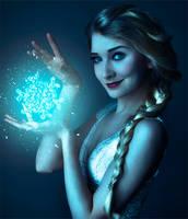 Frozen Magical Effect Tutorial by dhruvalmodi