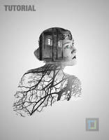Double exposure with photoshop 1 by dhruvalmodi