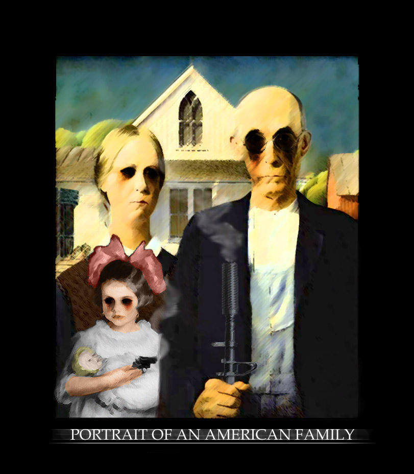 Portrait of an American Family by DP-PRODUCTIONS on DeviantArt