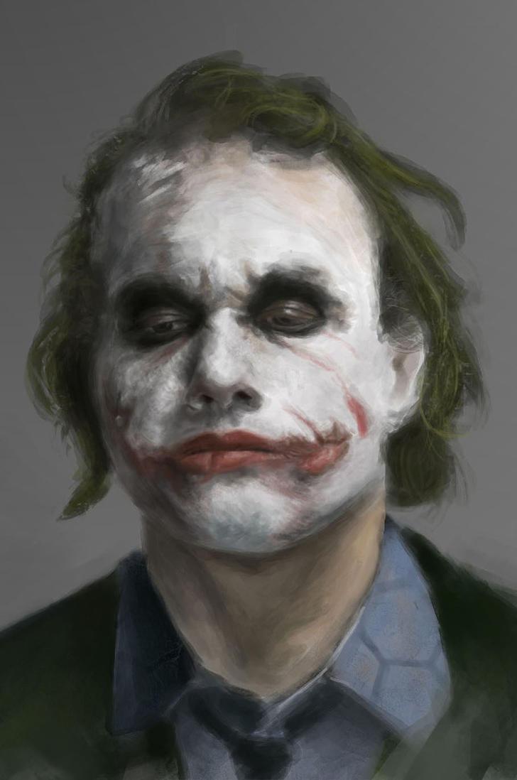 The Joker by Remenance
