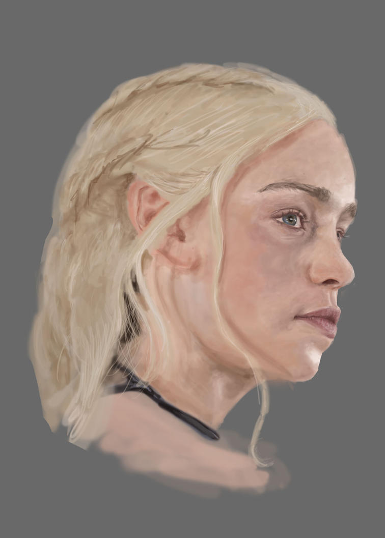 Daenerys by Remenance