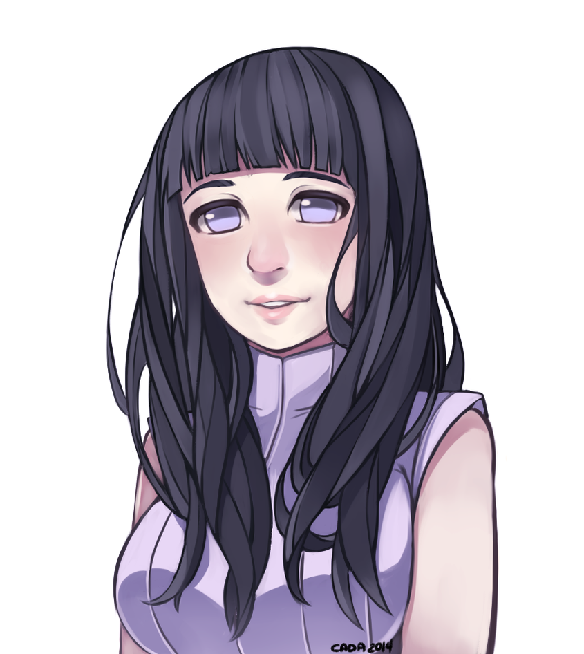 Hinata the last by R0cket-Cat