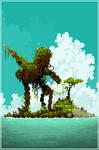 Mossy Robo
