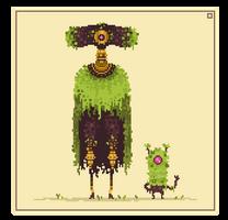 Garden Sentinel by Sky-Burial