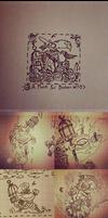 Project 0v0 doodles