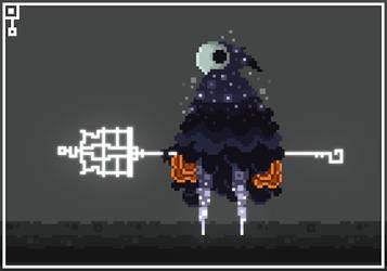 Sleepless Knight Illunis by Sky-Burial