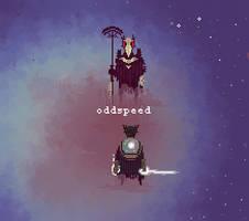Oddspeed you Black Corvidae