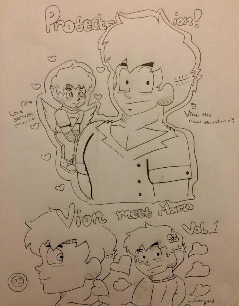Vion meets Marco by Ashartz123