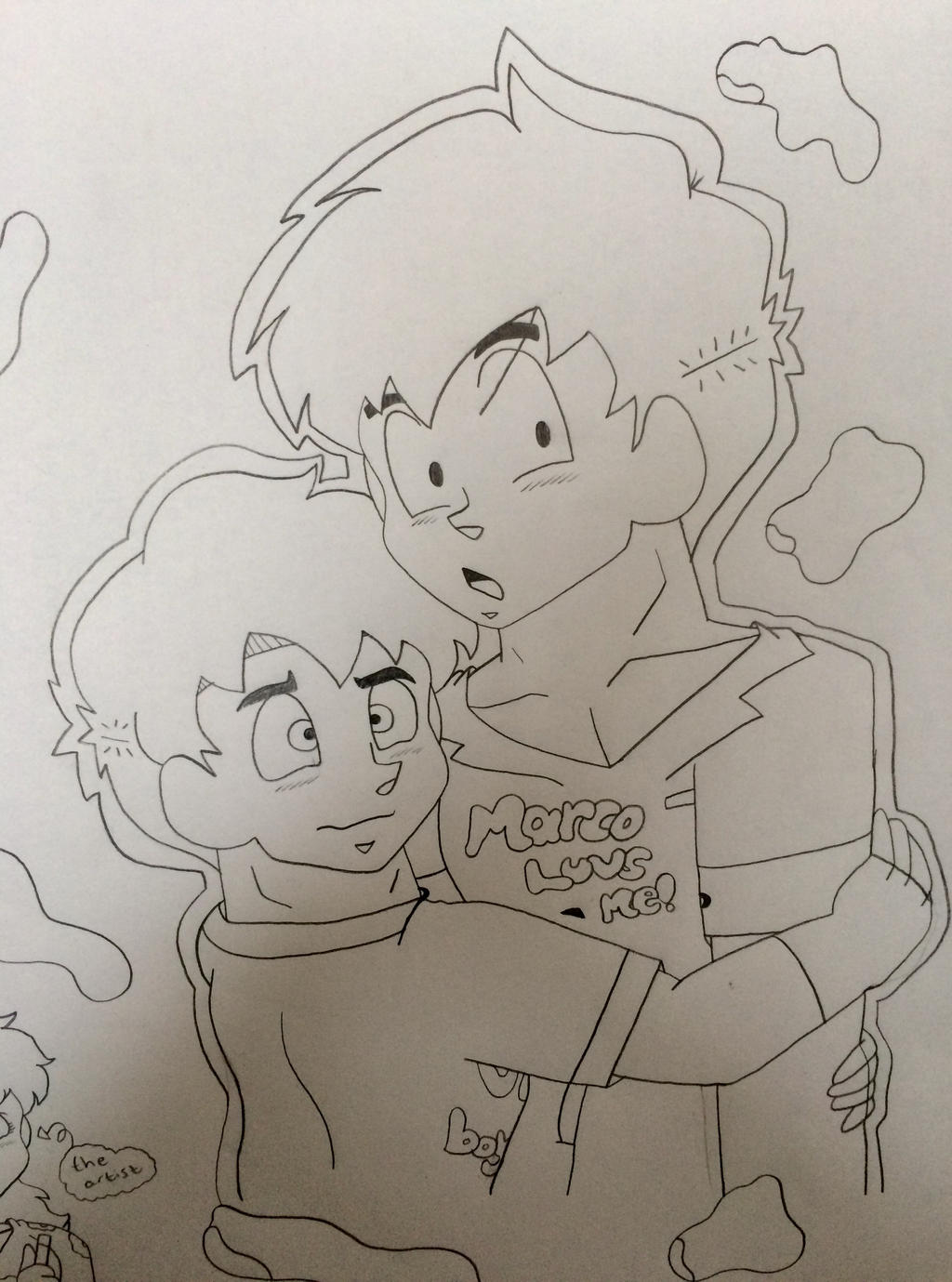 Marco and vion by Ashartz123
