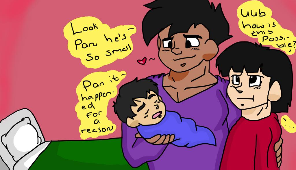Happy Parent Uub by Ashartz123