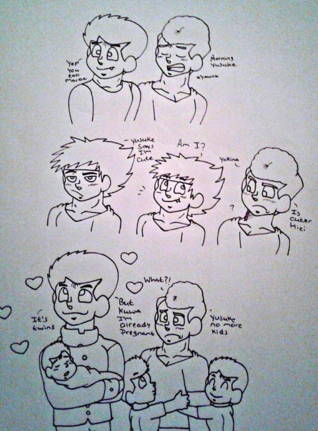 doodles by Ashartz123