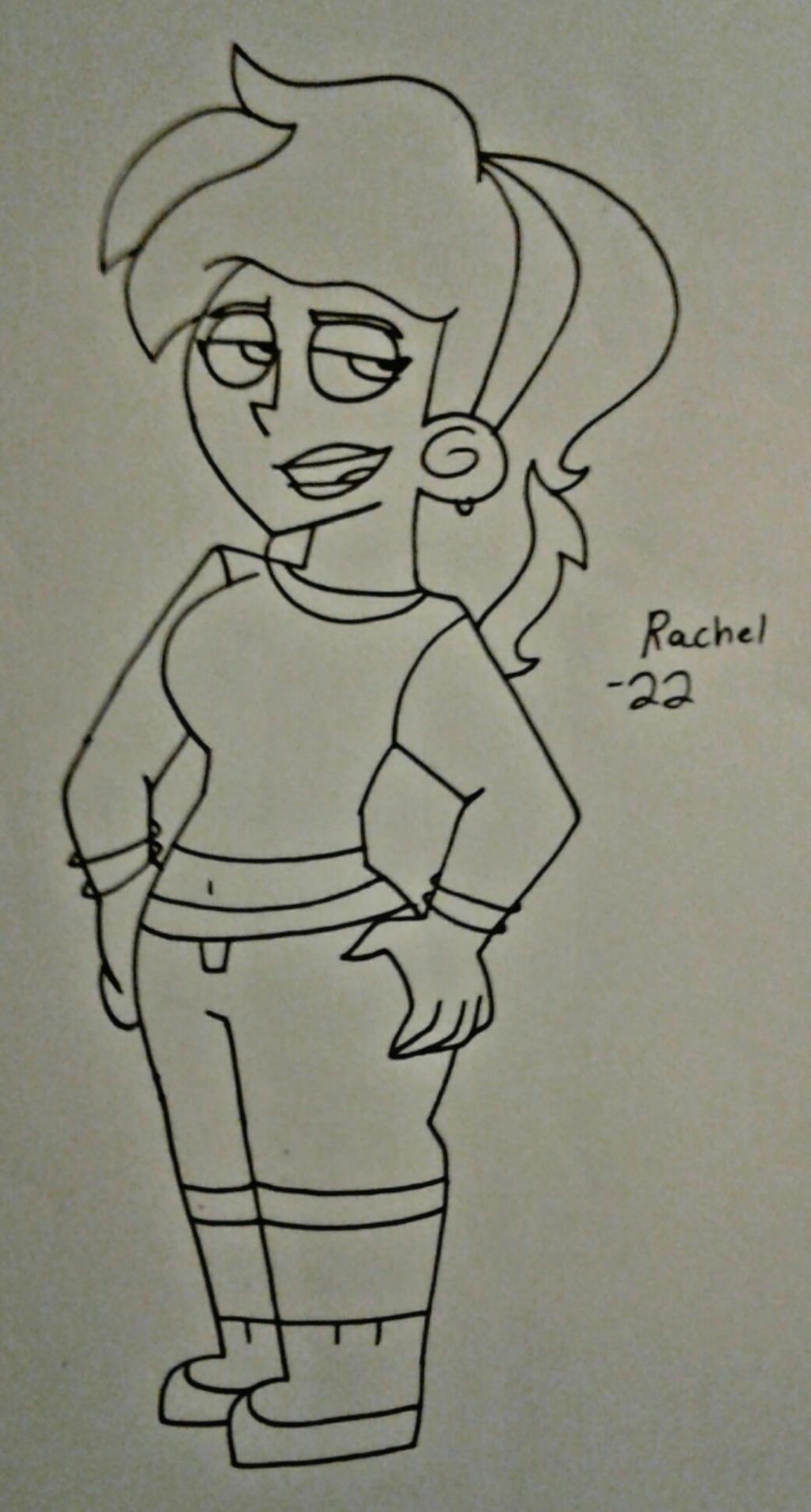 Rachel by Ashartz123