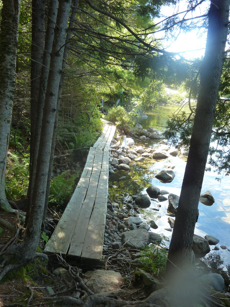 Acadia Hike by X-x-Magpie-x-X