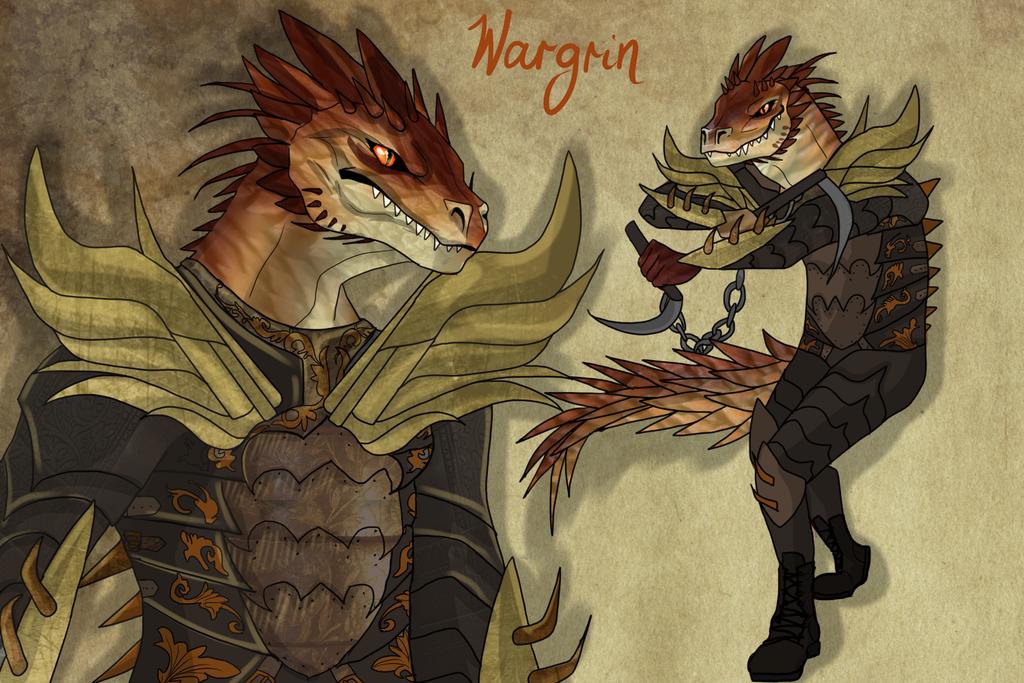 Wargrin Ref by X-x-Magpie-x-X