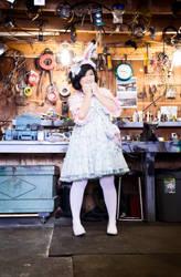 Sweet Lolita vs. Garage
