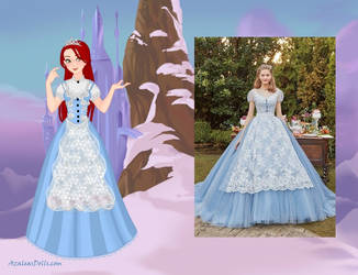 DE Revived Model Challenge 20 I Dream of Disney