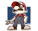 Mario the plumber man