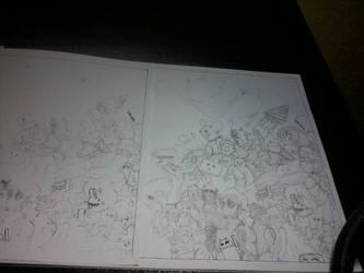 Drawing WIP part 1 by fafatonk3kusruk
