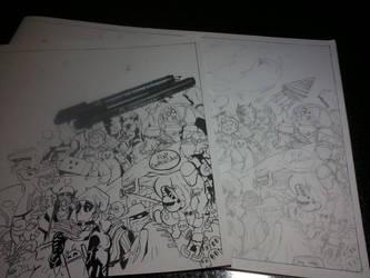 Drawing WIP part 2 by fafatonk3kusruk