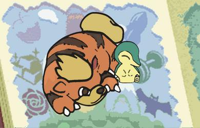 Color-Glo-Cynda Pokemon ID 2012