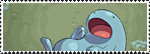 Stamp Pokemon 195 - Quagsire by Colodife