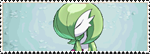 Stamp Pokemon 282-Gardevoir by Colodife