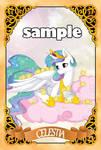 [MLP] Celestia Card