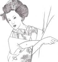 O-Kokeshi by SanaShiuya