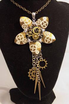 Steampunk Flower