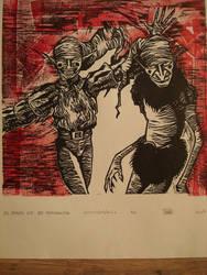Danza de las marionetas by Iarwain-ben-adar